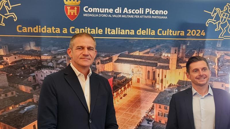 Francesco Macrì e Marco Fioravanti